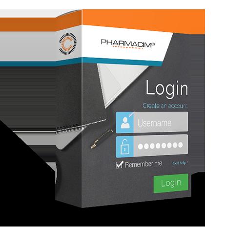 SCT mobile verification, logiciel de la gamme Suite Pharmacim S.C.T., MES Alarm Pharmacim