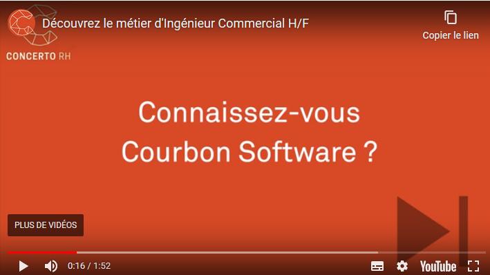 Recrutement Courbon Software avec Concerto RH