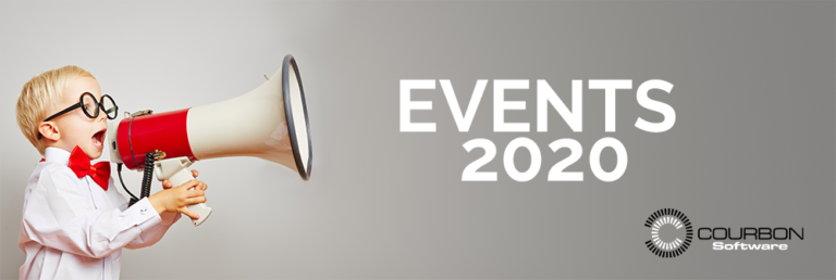 Events of the year 2020 Courbon Software